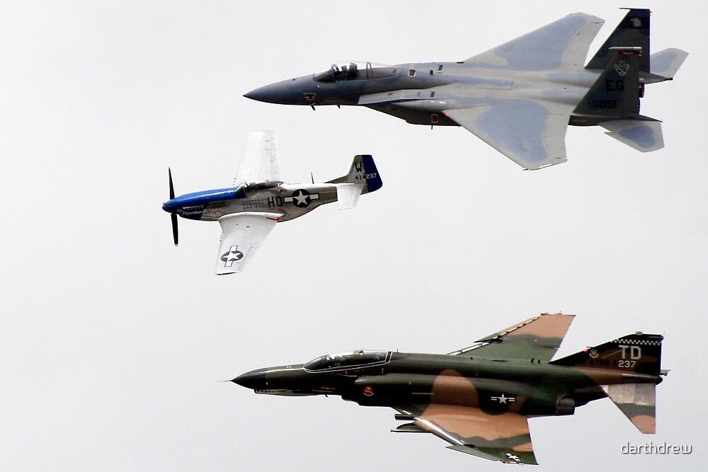 Legacy Flight by darthdrew