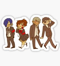 Leader! Sticker