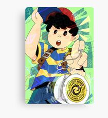 Ness is best Canvas Print