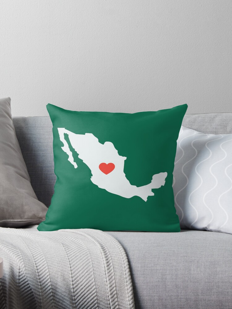 Mexican Heart - Corazon Mexicano by NewPollution