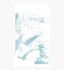 Halo 3 Photographic Print