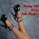 Happy Holidays by fernando