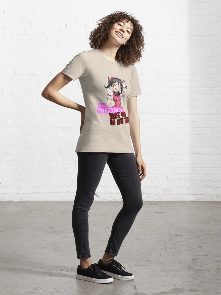 Alternate view of Nico Nico Nii~ Essential T-Shirt