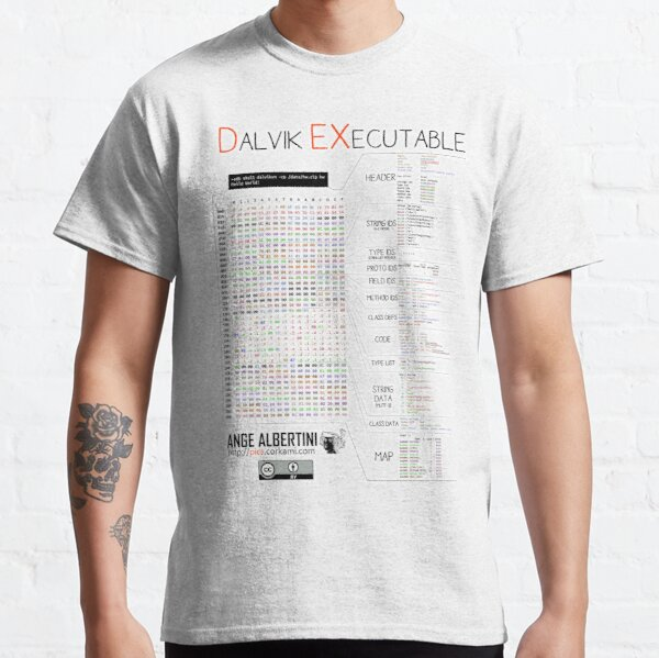 .DEX: Android Dalvik Executable Classic T-Shirt