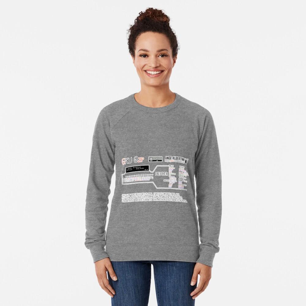 .GZ: GZIP Lightweight Sweatshirt