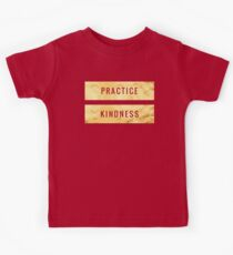 Practice Kindness Kids Tee