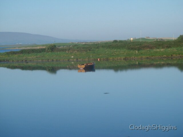 Rosses Point on a still day by ClodaghSHiggins