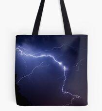 Lightning 4 Tote Bag