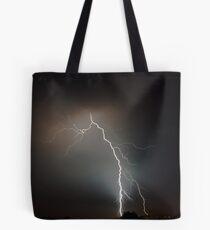 Lightning 5 Tote Bag