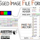 .TIFF : Tagged Image File Format (big endian) by Ange Albertini