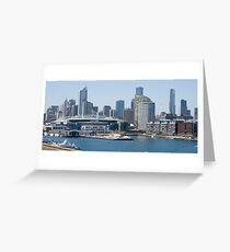 Cityscape 1 - Bolte View Greeting Card