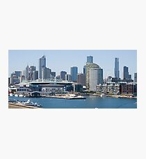 Cityscape 1 - Bolte View Photographic Print