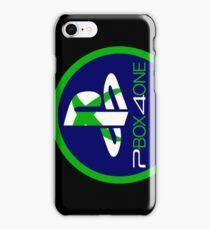 PSX Box 4 One iPhone Case/Skin