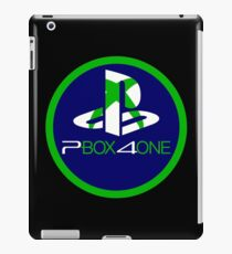 PSX Box 4 One iPad Case/Skin