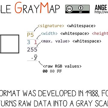 .PGM: Portable Graymap by Ange4771