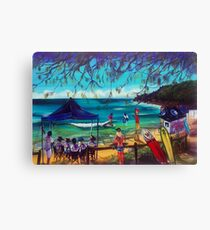 Longboard Classic Agnes Water 2017 Canvas Print