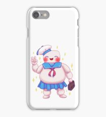 Stay Cute and Puft iPhone Case/Skin