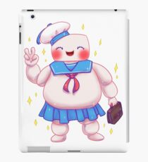 Stay Cute and Puft iPad Case/Skin