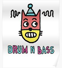 Drum N Bass Poster