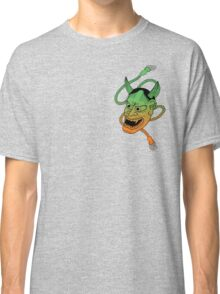 Psychedelic Hannya Classic T-Shirt