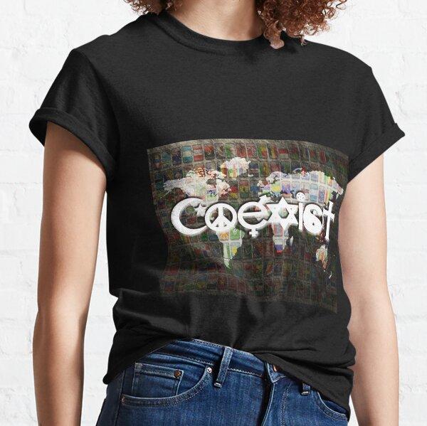 u2 coexist Classic T-Shirt