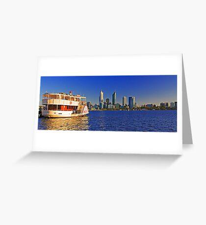 Decoy - Perth Western Australia  Greeting Card
