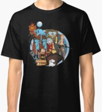 rick and morty follout Classic T-Shirt