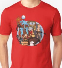rick and morty follout Unisex T-Shirt