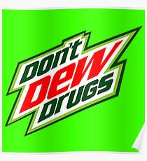 Dont Do Drugs Posters Redbubble