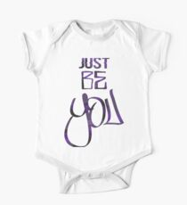 Just Be You One Piece - Short Sleeve