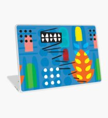 ABSTRACTED DISTRACTION Laptop Skin