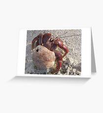 HERMY Greeting Card
