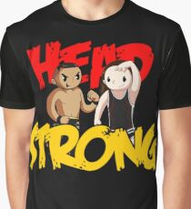 HeadStrong 3 Graphic T-Shirt