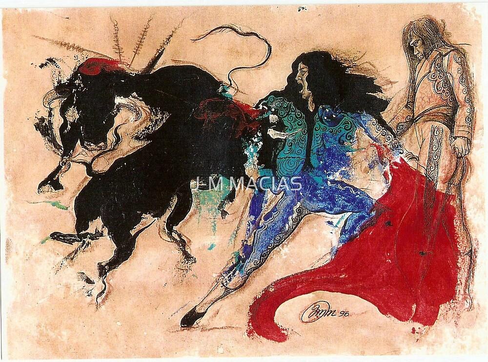 matadors.. by J-M MACIAS