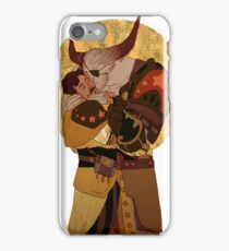 The Kiss iPhone Case/Skin