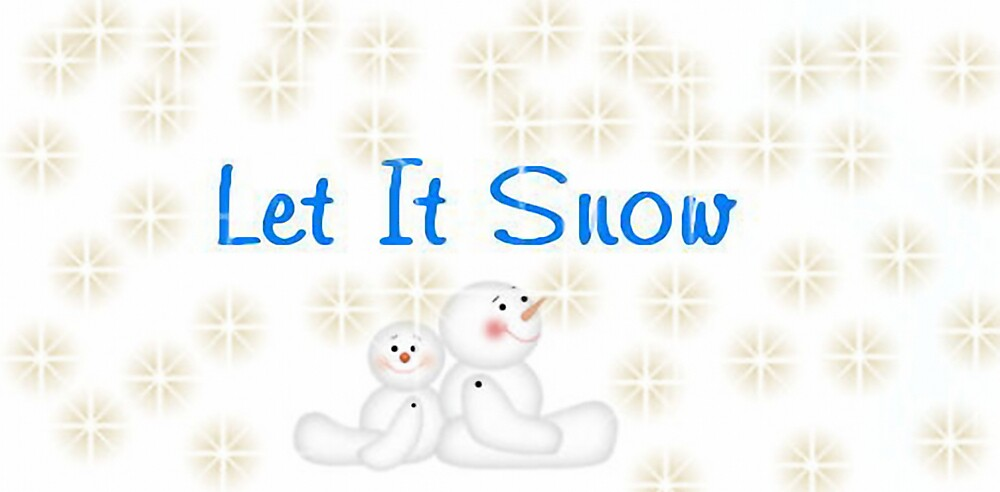 let it snow by brandie