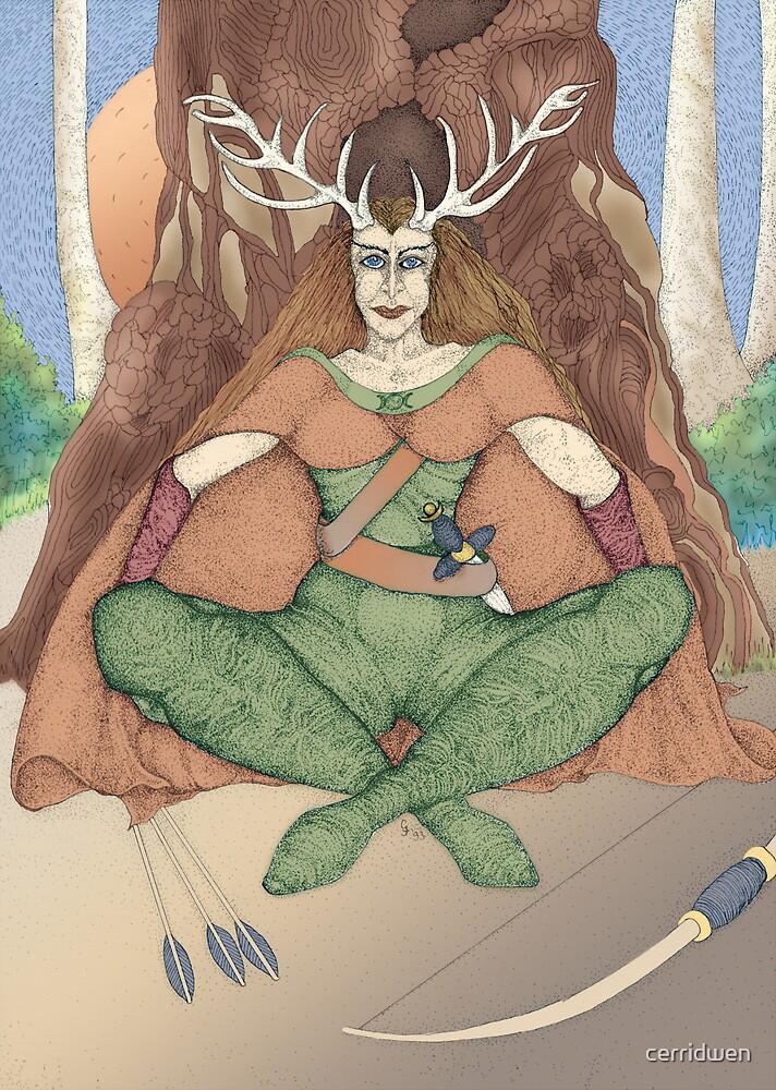 Maiden by cerridwen