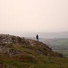 Brentor hill by allisond