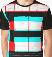 GRAPHIC #Nerd #disc 02 Graphic T-Shirt