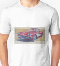 Chevy 1960 Unisex T-Shirt