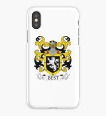 Best Coat of Arms iPhone Case