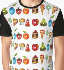 The Very Hungry Caterpillar Treats Graphic T-Shirt