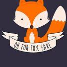 «Oh por el sake de Fox» de Luke Webster
