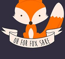 «Oh por el sake de Fox» de Luke Webster