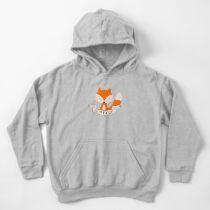 Sudadera con capucha para niños Oh por el sake de Fox