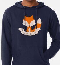 Oh für Fox Sake Leichter Hoodie