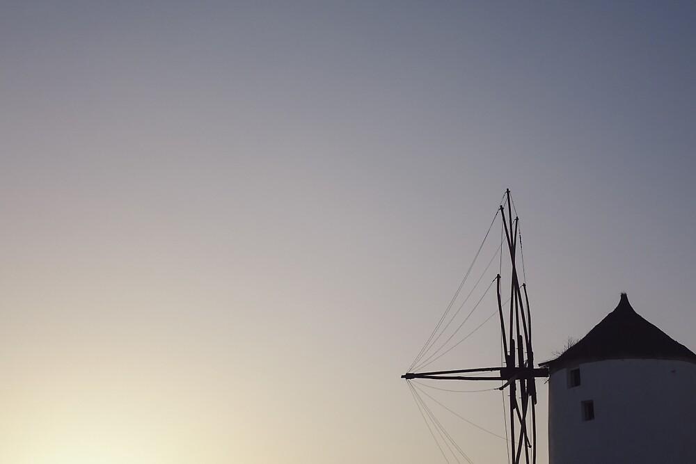 Windmill by Christa Moreau