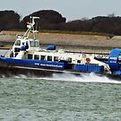 Leaving for the isle of Wight. by Malcolm Chant