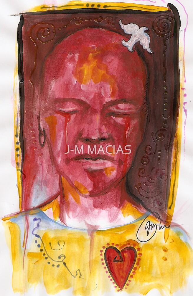 l'homme triste by J-M MACIAS