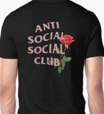 ASSC with Rose Unisex T-Shirt